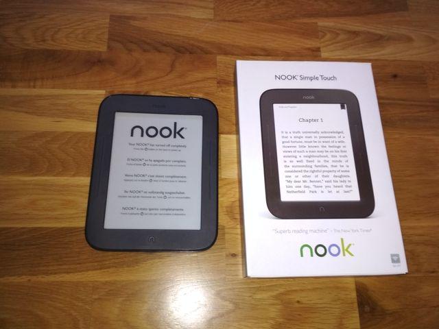 E-book Nook Libro electronico