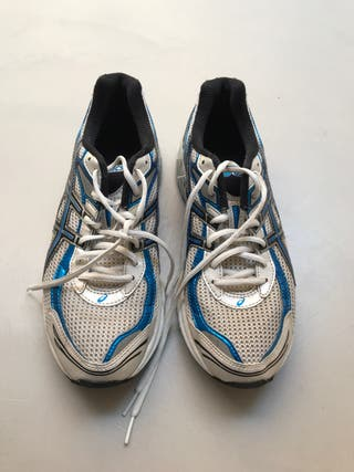 dff19047e Zapatos asics de segunda mano en WALLAPOP