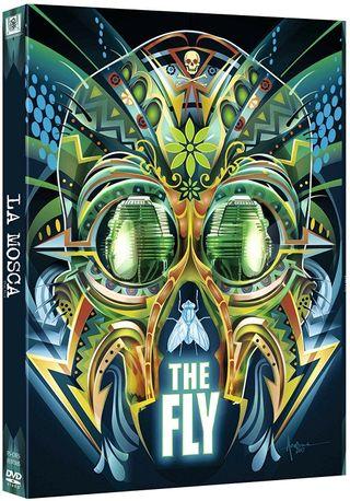 DVD LA MOSCA - EDICIÓN ESPECIAL HALLOWEEN (NUEVA)