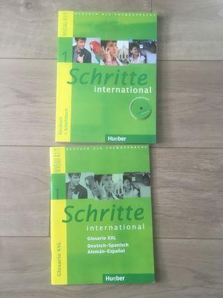 Libros alemán