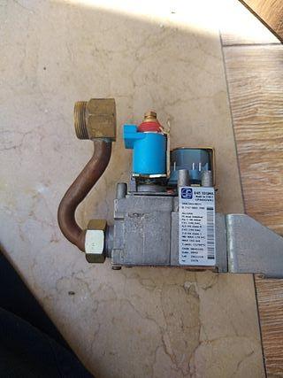 valvula gas calentador junkers