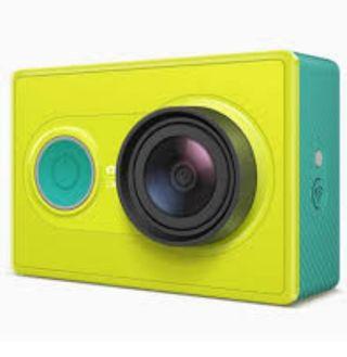 cámara aventura Xiaomi yi cam