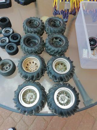 ruedas 4x4 rc