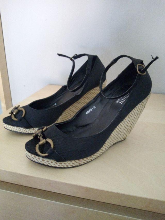 Zapatos verano N. 39