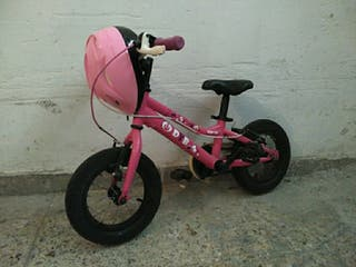 bicicleta niña infantil