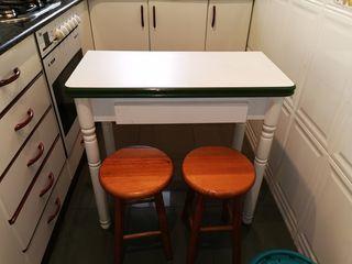 Mesa abatible cocina de segunda mano en la provincia de Barcelona en ...