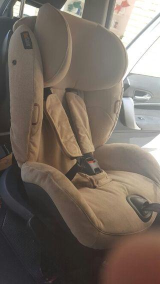 silla bebé coche