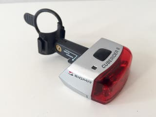 Luz trasera para bici Sigma Cuberider II