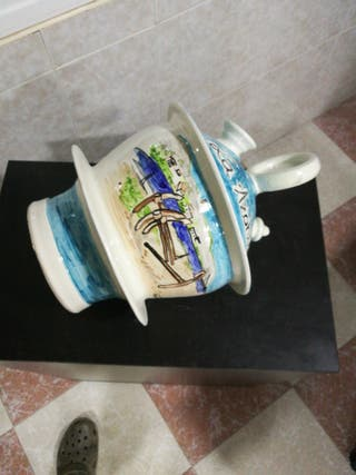 Vendo botijo artesano hecho por Alfartudela