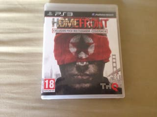 JUEGO PS3 HOMEFRONT IMPECABLE