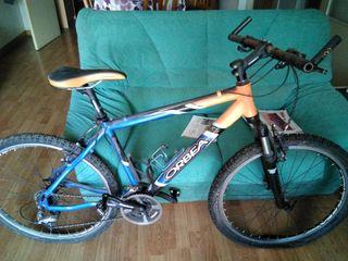 bicicleta montaña orbea.