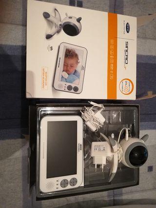 cámara para bebe