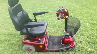 silla de ruedas eléctricas