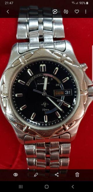 9e3b36bb2ec8 Reloj Seiko Kinetic de segunda mano en la provincia de Madrid en ...