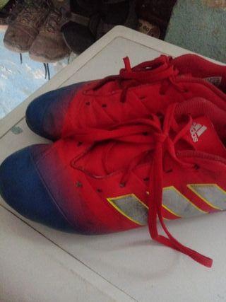 botas de messi