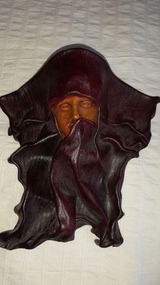 Figura piel Marruecos