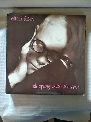 disco de vinilo de Elton John