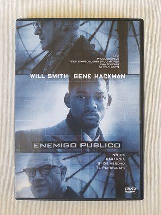 Enemigo Público DVD