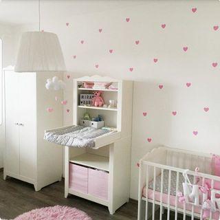 Mueble cambiador bebé Hensvik Ikea