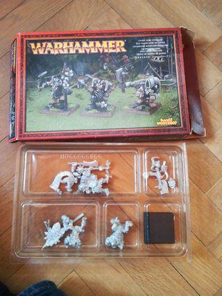 ogros del caos Warhammer