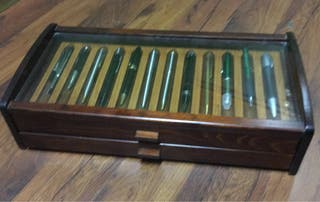 Colección de bolígrafos