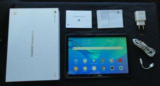 Tablet HUAWEI MediaPad M5 +cristal +funda