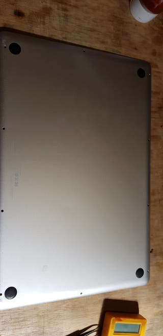Macbook Pro 17 Tapa del Fondo Bateria