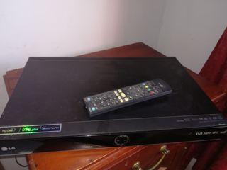 Dvd grabador lg rht497h