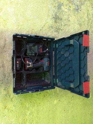 taladro bosch bateria litio