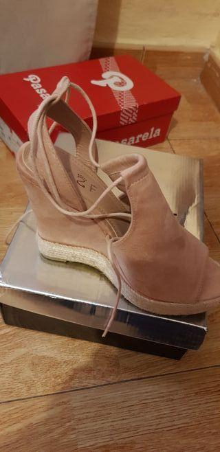 vendo zapatos en perfecto estado alguno sin usar