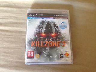 CAMBIO KILLZONE 3 PS3 impecable