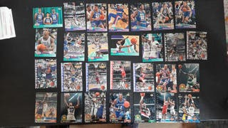 Lote 100 NBA cards Upper Deck 1993