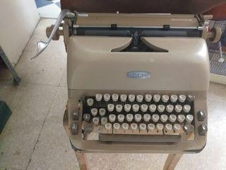 máquina escribir triumph