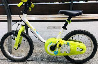Bicicleta de niño/a BTWIN
