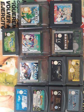 Juegos Game Boy Nintendo