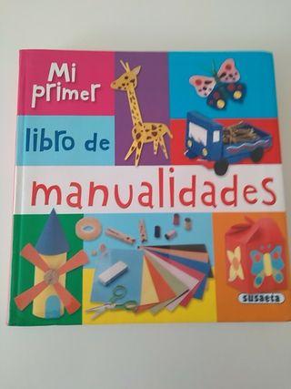 libro de manuales para niños