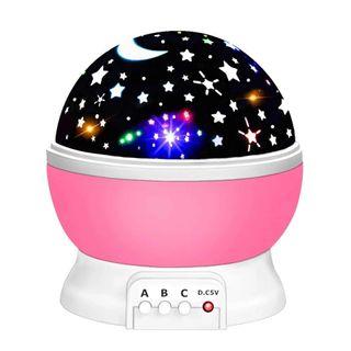 Proyector para niños de luces rotativo