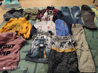 lote jerseys y pantalones