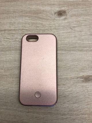 Funda luz iphone 6