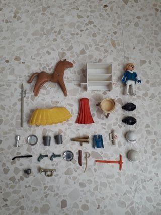 lote playmobil / famobil