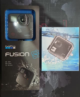 Gopro Fusion 360 + accesorios