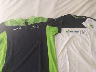 Polo y camiseta Movistar Team T XL