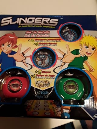 Gran batalla Slingers