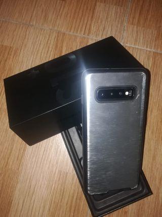 Samsung s10 plus prism black