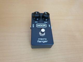 micro flanger MXR