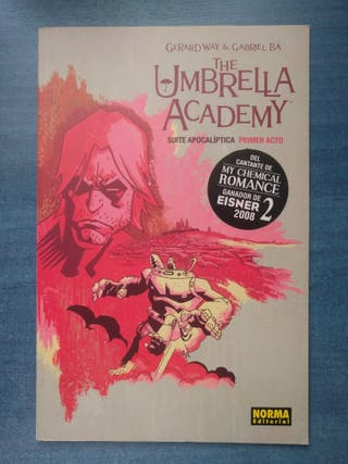 The Umbrella Academy Suite Apocalíptica 01