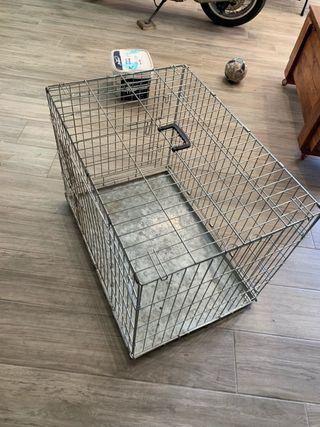 Jaula para perro grande 86x60x60