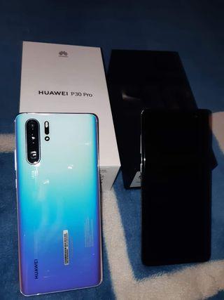 Huawei pro pro y Samsung s10 plus