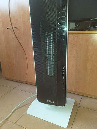 Estufa marca delonghi CERAMIC technology