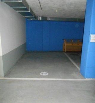 Busco Garaje doble o individual